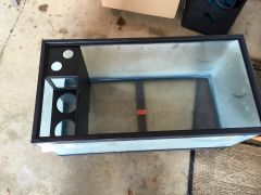 Start of a 40 breeder sump